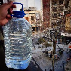 Raki is the best drink !!! EVIVA Crete Island Greece, Fun Drinks, Water Bottle, Water Bottles