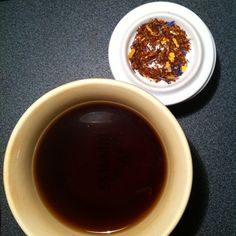 Día 148: #Rooibos con higo, dátil y papaya Sounds of Primavera de @Teterum