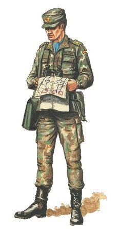 Estado Mayor 1998 Comandante