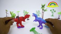 Learning Dinosaurs Names and Sounds for Kids