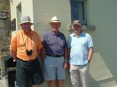 Hugh O'Neill, Eddie Foyle & John R King