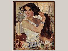 Зинаида Серебрякова - известная художница и несчастная мать. - Ярмарка Мастеров - ручная работа, handmade