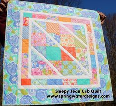Free Pattern Painted Desert Quilt By Sherri Bain