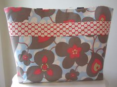 Extra Large Diaper Bag/Purse by SouthernPursenality on Etsy, $55.00