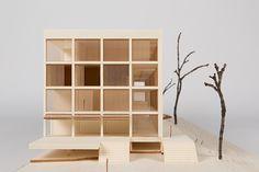 Architecture Bachelors Degree Model on Behance