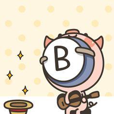 B blood type