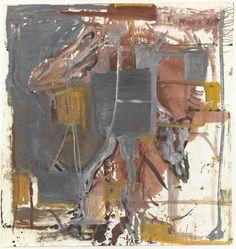 Julian Schnabel. Untitled. (1982)
