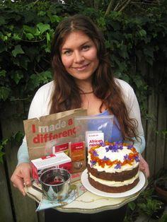Zesty Carrot Cake with Fluffy Cream Cheesecake Icing | Jahnavi P. | #BigFairBake