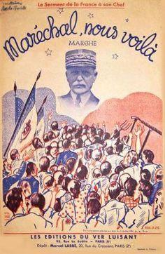 Propagande Pétain