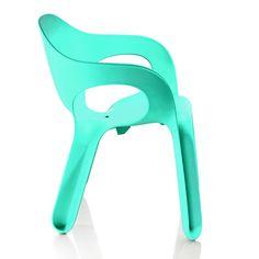 Easy Chair Light Blue design inspiration on Fab.