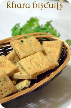 Nalini'sKitchen: Khara/Spicy/Masala Biscuits