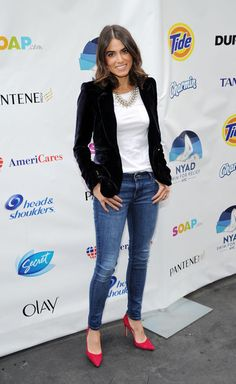 Nikki Reed - 'Swim for Relief Benefit Held in NYC