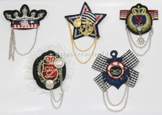 NEW-MILITARY-MEDAL-ARMY-FANCY-BROOCH-PIN-DRESS-HAT-COSTUME-ACCESSORY-E