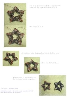 Open Star Pattern