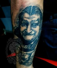 The munsters tattoo