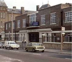 Hackney Hospital #Homerton Old Hospital, Front Entrances, Old Photos, In This Moment, London, Mansions, Hospitals, History, House Styles
