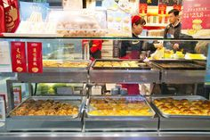 Tai Cheong Bakery in Hong Kong | 25 Bakeries Around The World You Have To See Before You Die