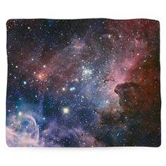 Carina Nebula Blanket – Sharp Shirter