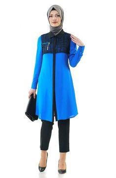 "Nihan Tunik-Saks V4126-69 Sitemize ""Nihan Tunik-Saks V4126-69"" tesettür elbise eklenmiştir. https://www.yenitesetturmodelleri.com/yeni-tesettur-modelleri-nihan-tunik-saks-v4126-69/"
