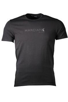 T-Shirt Uomo Guess Marciano (BO-63H6006207Z A996) colore Nero