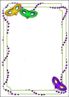 Minnie Mouse Party Decorations, Mardi Gras Decorations, Mouse Parties, Mardi Gras Pictures, Party Frame, Free Printable Stationery, Mardi Gras Party, Mystery Parties, Crafts To Make And Sell