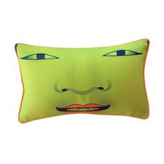 Théâtre Pillow Cover 40x25 Sun, $59, now featured on Fab.