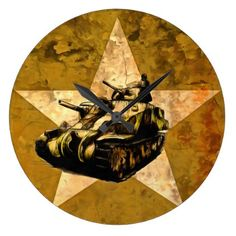 Shop WWII Lee/Grant Tank Christmas Ornament created by OliverCook. M3 Lee, Lee Grant, Large Clock, Retro Ideas, Christmas Traditions, Paper Plates, Vintage Gifts, Christmas Tree Decorations, Wwii