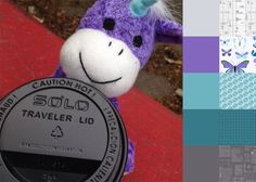 Purplishous Gets Coffee #ColorPlayFriday #123quilt #color #palette #colorpalette #colorinspiration http://123quilt.blogspot.com/2016/06/color-play-friday-purplishous-gets.html