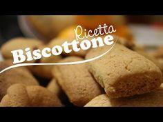 Biscotti da inzuppo al limone senza burro - YouTube