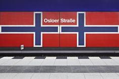 Unter Berlin, Osloer Straße, U-Bahn, Annika Feuss, Lumas
