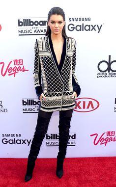 Kendall Jenner from 2015 Billboard Music Awards Red Carpet Arrivals | E! Online
