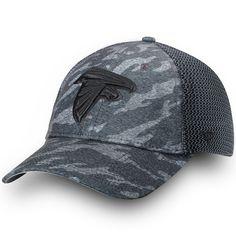 83767f60ef3 Atlanta Falcons NFL Pro Line by Fanatics Branded Made to Move Trucker  Adjustable Hat – Camo Black