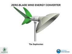 La pala eolica che produce energia senza pale