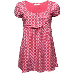 Buy Onfire Womens Tunic Top Coral at MandMDirect.com