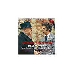 Beethoven & Arthur Rubinstein - Beethoven: Piano Concertos 5 Emperor (CD)