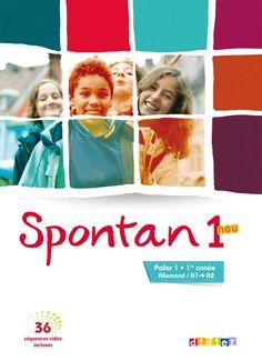 Spontan 1 neu - apprendre l'allemand au collège - http://www.editionsdidier.com/article/spontan-neu-1-palier-1-1re-annee-manuel-dvd/ - Retrouvez tous les atouts de Spontan, renouvelé à 100% en prenant en compte les remarques des enseignants utilisateurs.  Un parcours adapté aux périodes de l'année scolaire, une fixation des acquis renforcée par les nombreux entraînements et des projets qui réinvestissent les compétences travaillées.  L'authenticité plus que jamais au coeur de l'apprentissage…
