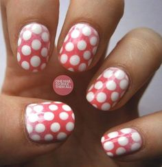Make a statement with your nails (24 photos)