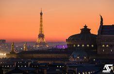 https://flic.kr/p/RTjd2y | Opéra Garnier | Tour Eiffel & Opéra Garnier, Paris, France  Facebook / Google+ / Instagram