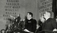 El 1° de diciembre de 1940, Ávila Camacho asumió la Presidencia de la República