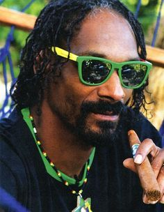 Staying cool with Snoop Dogg