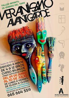 CIDAJ: Taller de Artes Plásticas Infantil en la JUVE
