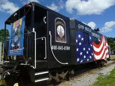 train caboose | Newport Dinner Train caboose | Flickr - Photo Sharing!