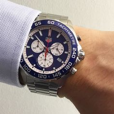 TAG Heuer Formula 1 Red Bull Edition by  blomeuhren  tagheuer   tagheuerformula1  tagheuerf1 621a4d23d9