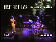The late JOEY COVINGTON with HOT TUNA live at the Fillmore West 1971