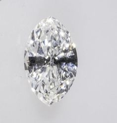 NATURAL MQ SHAPE CERTIFIED SINGLE DIAMOND OF 0.07 CTS VS CLARITY NO RESERVE  #Aartidiamonds