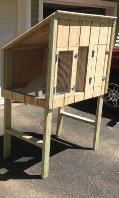 rabbit hutch plans pdf download construct101 Build Your Own Kitchen Cabinet Plans Build Your Own Kitchen Cabinets