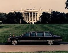 US Presidential Limousine (Cadillac)
