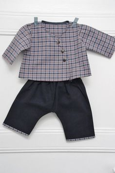 Baby Outfits, Little Boy Outfits, Toddler Outfits, Kids Outfits, Baby Couture, Couture Sewing, Baby Boy Dress, Pakistani Dresses Casual, Kurta Designs