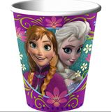 Frozen Cups 9oz Available from www.partyshop.com.au