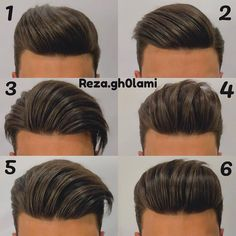 "3,815 Likes, 26 Comments - MEN'S HAIR STYLES & FASHION (@menshairworld) on Instagram: ""@agusbarber_ - #MENSHAIRWORLD """